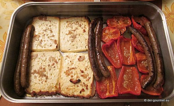 Andalusische Grillpfanne