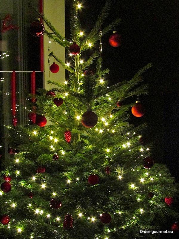 Der Weihnachtsbaum 2012