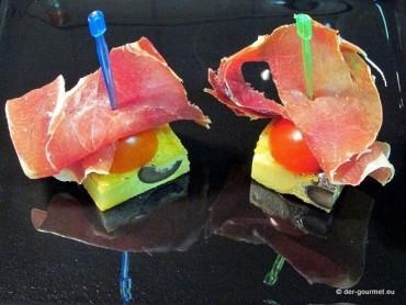 Tortilla-Würfel