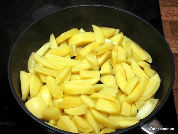 Bratkartoffeln – Gastrolux Pfannentest 2013 Part 3