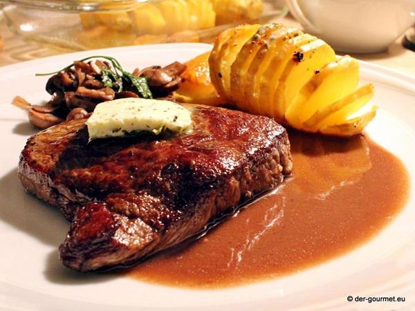Dry Aged Beef Argentinisches Hüftsteak