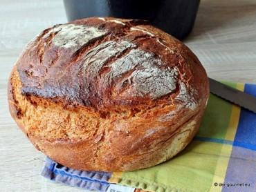 Landbrot – Das Brot aus dem Topf