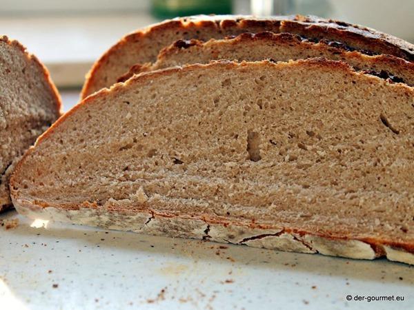 Münchener Haus Brot im Freestyle